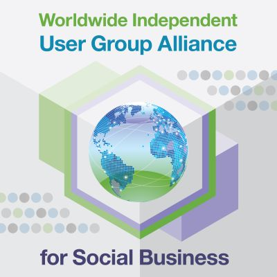 Worldwide Independent User Group Alliance for Social Business